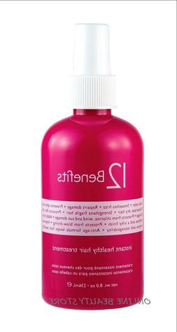 12 Benefits Instant Healthy Hair Treatment 8 oz