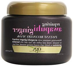 OGX Instant Recovery Mask, Repairing Awapuhi Ginger, 8oz by