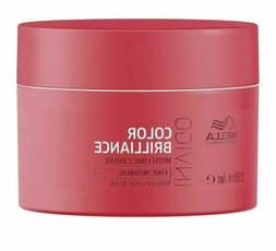 Wella Invigo Brilliance Treatment Mask for Fine and Normal H
