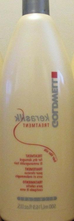 Goldwell Kerasilk Rich Care Treatment For Dry Damaged Hair 1