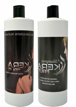 Keratin Treatment Hair Straightening Tratamiento de Keratina
