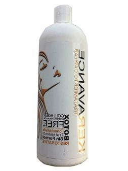 Keravance Botox Hair Treatment for All Hair Types Sulfate an