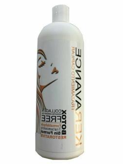 Keravance Botox Hair Treatment for All Hair Types Sulfate an
