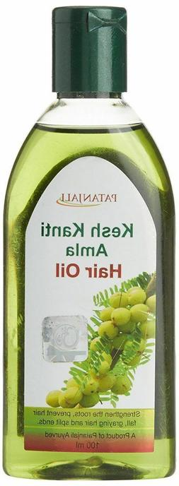 Patanjali Kesh Kanti Amla Hair Oil 100ml Ayurvedic Hair Trea