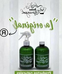 RAPUNZEL KIT TREATMENT FAST GROWTH HAIR BUY 3 GET 1 FREE.