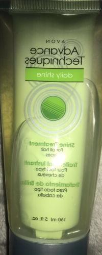 1 Advanced Daily Shine for all Hair Types New