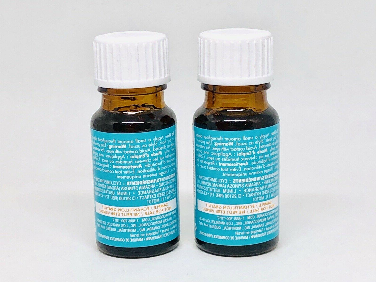 MOROCCANOIL Original Moroccan Oil 10 ml NEW
