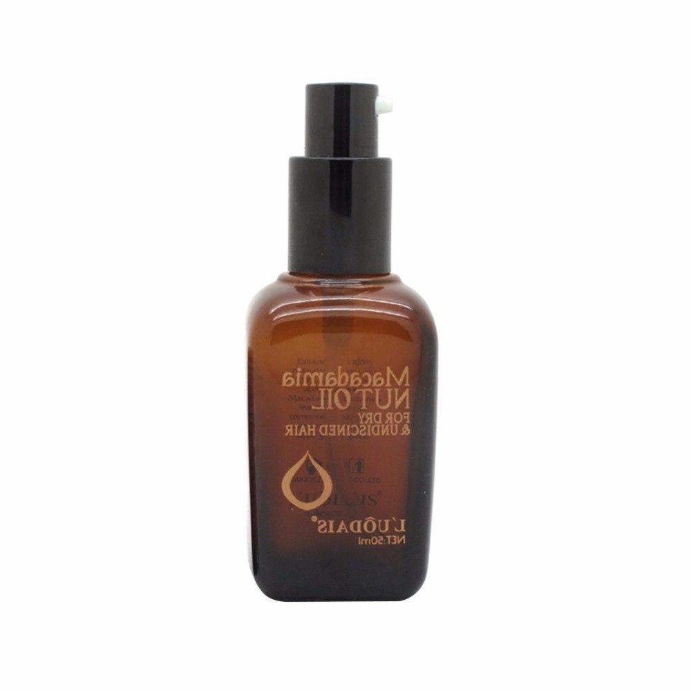 100% <font><b>Oil</b></font> Macadamia Nut <font><b>Hair</b></font> Scalp <font><b>Treatment</b></font> Make <font><b>Hair</b></font> Shine Soft