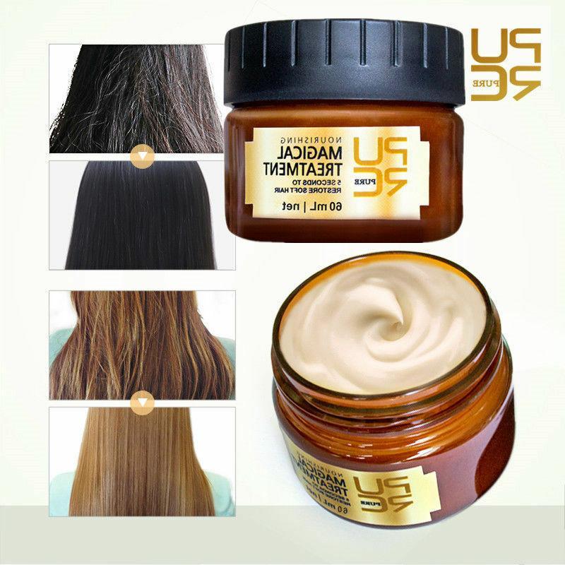 120ml magical keratin hair treatment mask 5