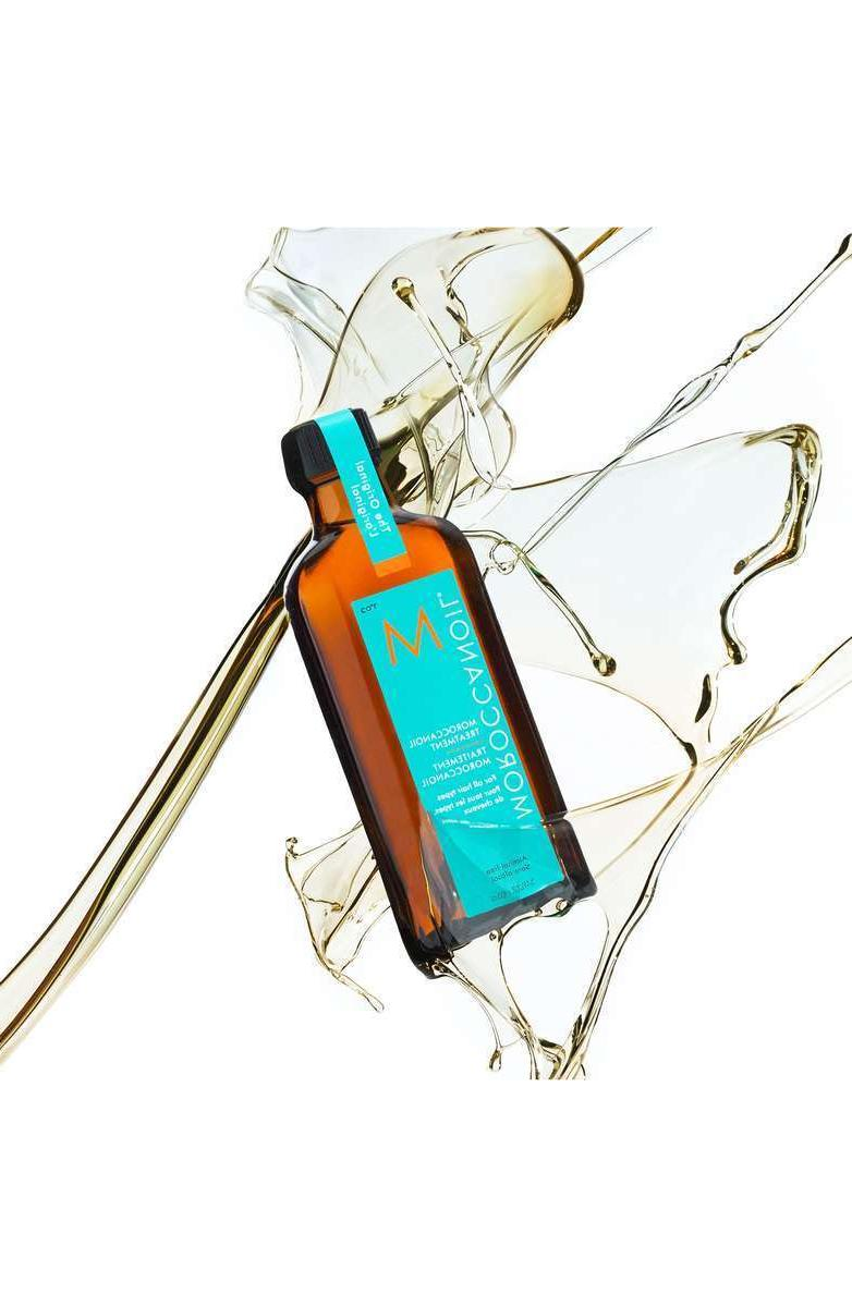 125ml Moroccanoil Hair Treatment Original  w/Pump, BONUS SIZ