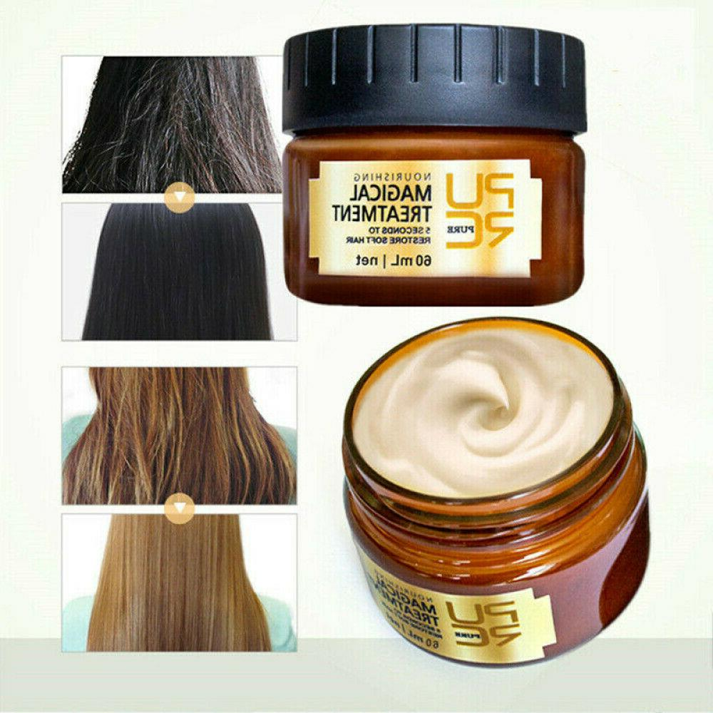 PURC Magical keratin Repairs 60ml