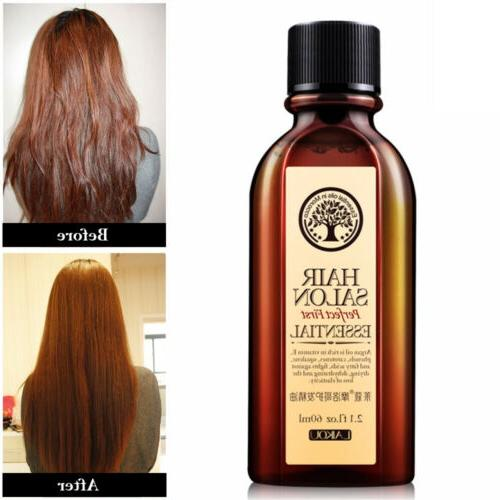 2X 2 oz Imported From Morocco Pure Hair Treatment