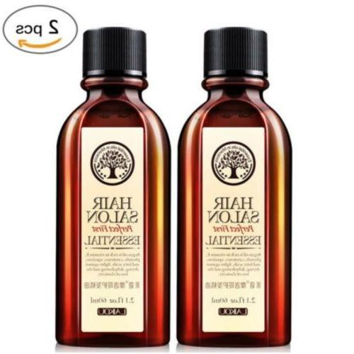 2x organic argan oil 2 oz imported