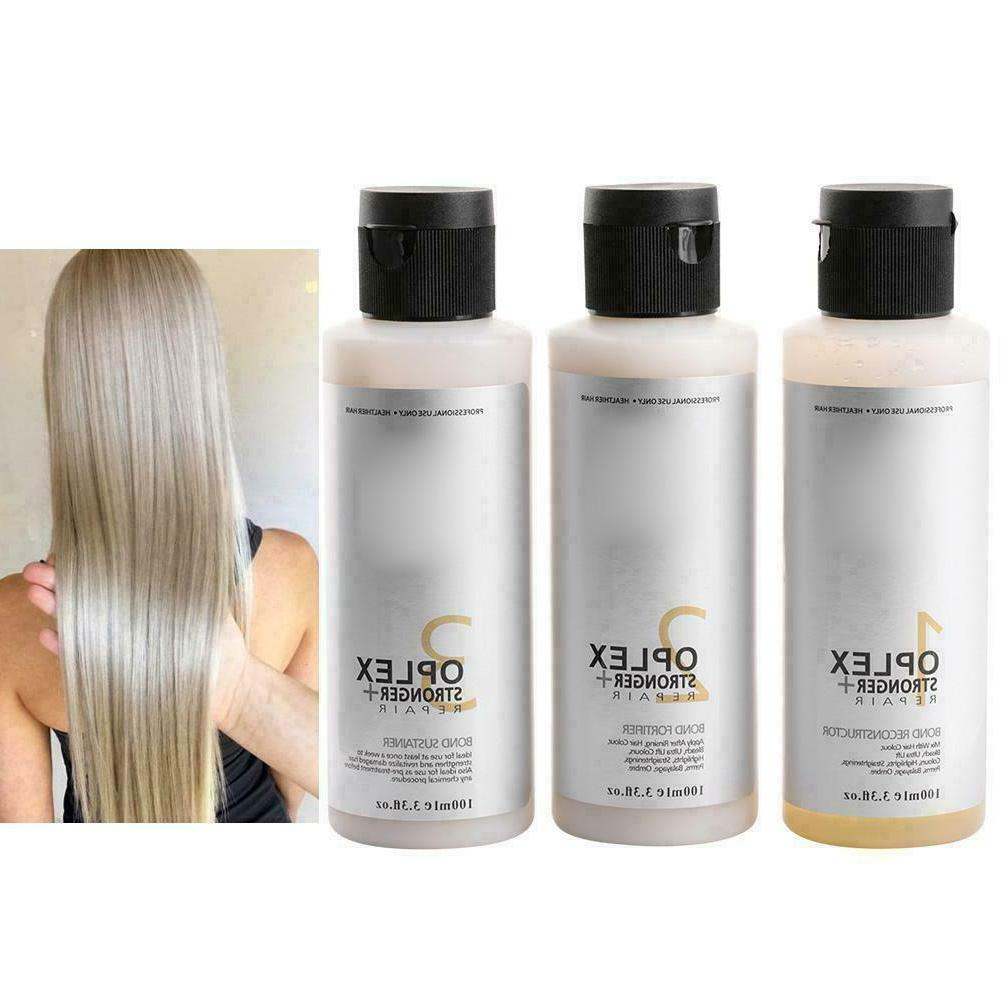 3x Oplex No Damage Hair Treatment Products Coloring Bleachin