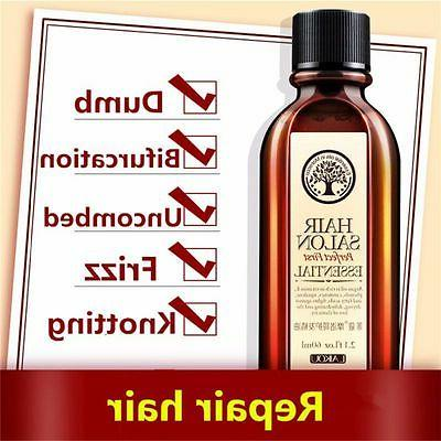 60ml Hair Care Nourish Smooth Damaged Repair Hair