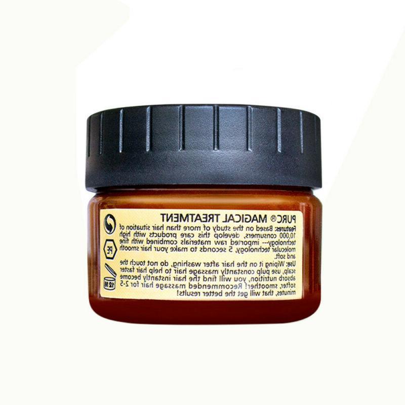 120ml Magical Keratin Hair Treatment Mask 5 Seconds Repairs