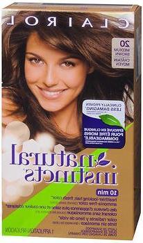 Clairol Natural Instincts Hair Color, Non-Permanent, Medium
