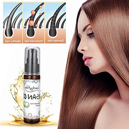 Hair LuckyFine Treatment Deep Conditioner Mask for Nourishing Masks 1PCS Oil
