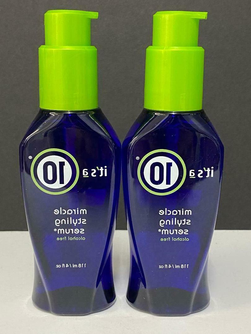 It's a 10 Haircare Miracle Hair Mask, 8 fl. oz.