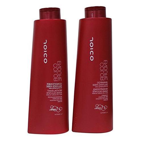 Joico Color Endure Shampoo & Conditioner Sulfate Free Duo se
