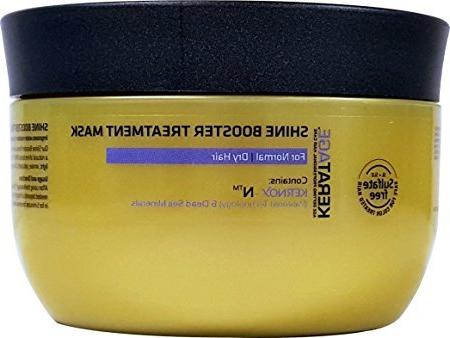 Keratage Shine Booster Treatment Mask 8.5 oz