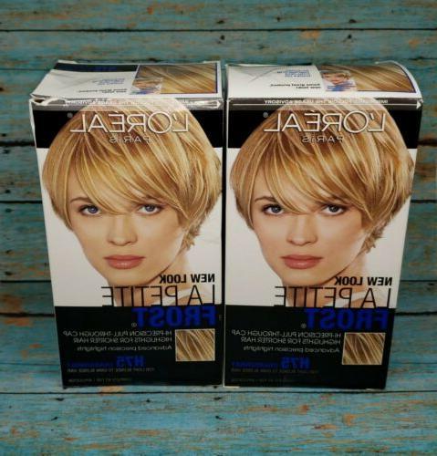 L'Oréal Paris Le Petite Frost Cap Hair Highlights For Short
