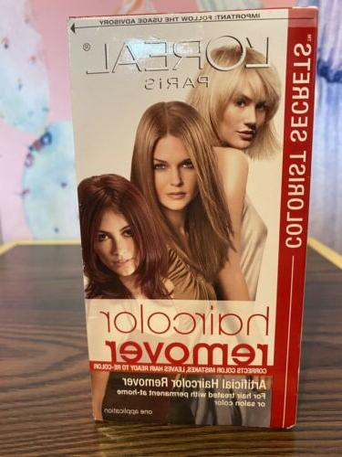 L'Oreal Paris Colorist Secrets Haircolor Remover Hair Treatm