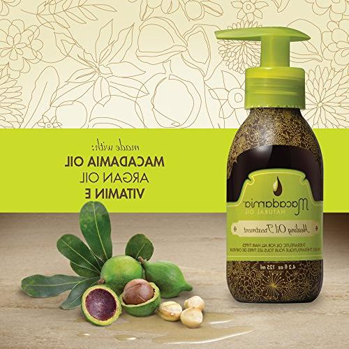 Macadamia Oil Oil