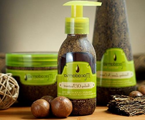 Macadamia Natural Oil Treatment
