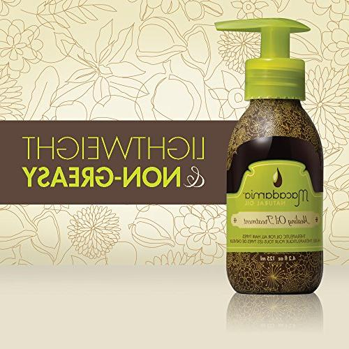 Macadamia Oil Treatment 4.2