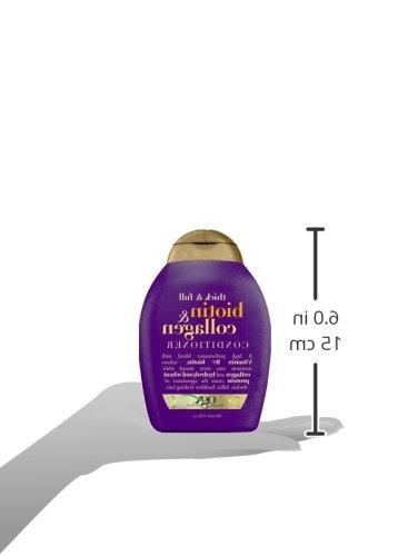 OGX Conditioner, Full Biotin 13oz
