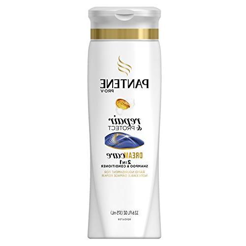 Pantene Pro-V 2 in 1 Shampoo & Conditioner, Repair & Protect