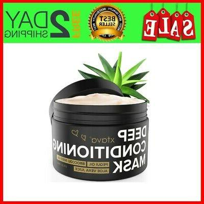 xtava Deep Conditioning Mask Hair Treatment for Dry Damaged