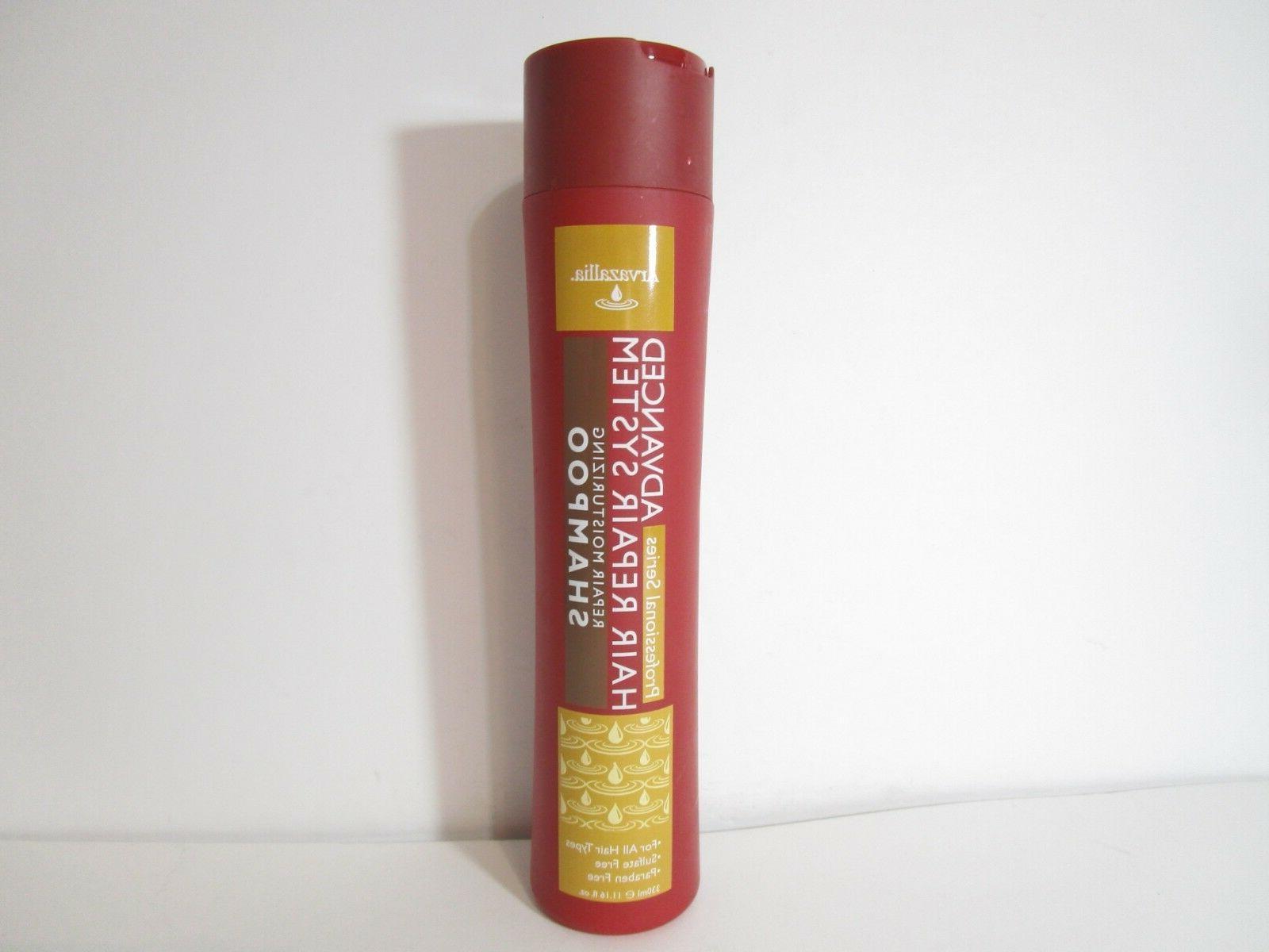advanced hair repair moisturizing sulfate