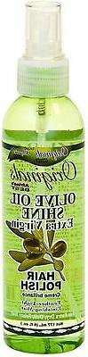 Africas Best Org Olive Oil Hair Polish Mist 6oz