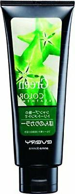 EVERY anna donna Ion Color Hair Treatment 160g Green Made in