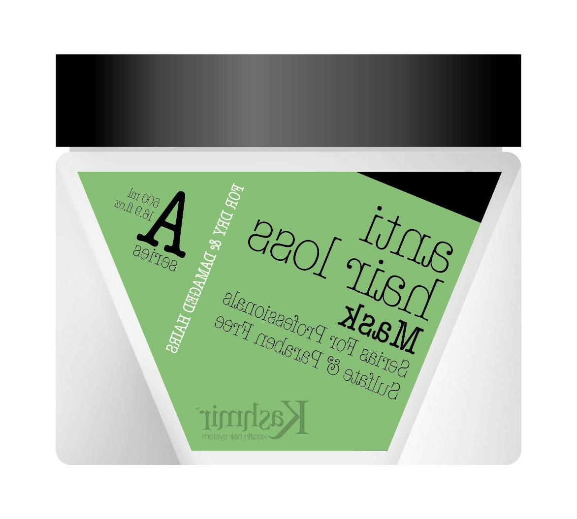 Kashmir Anti Hair Loss Treatment Mask for Dry & Damaged Hair