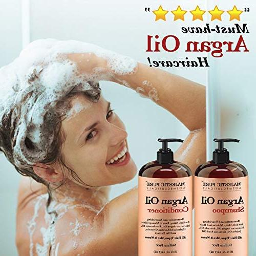 Conditioner, from Improve Sulfate Vitamin for Daily Men Women, 16 fl Each