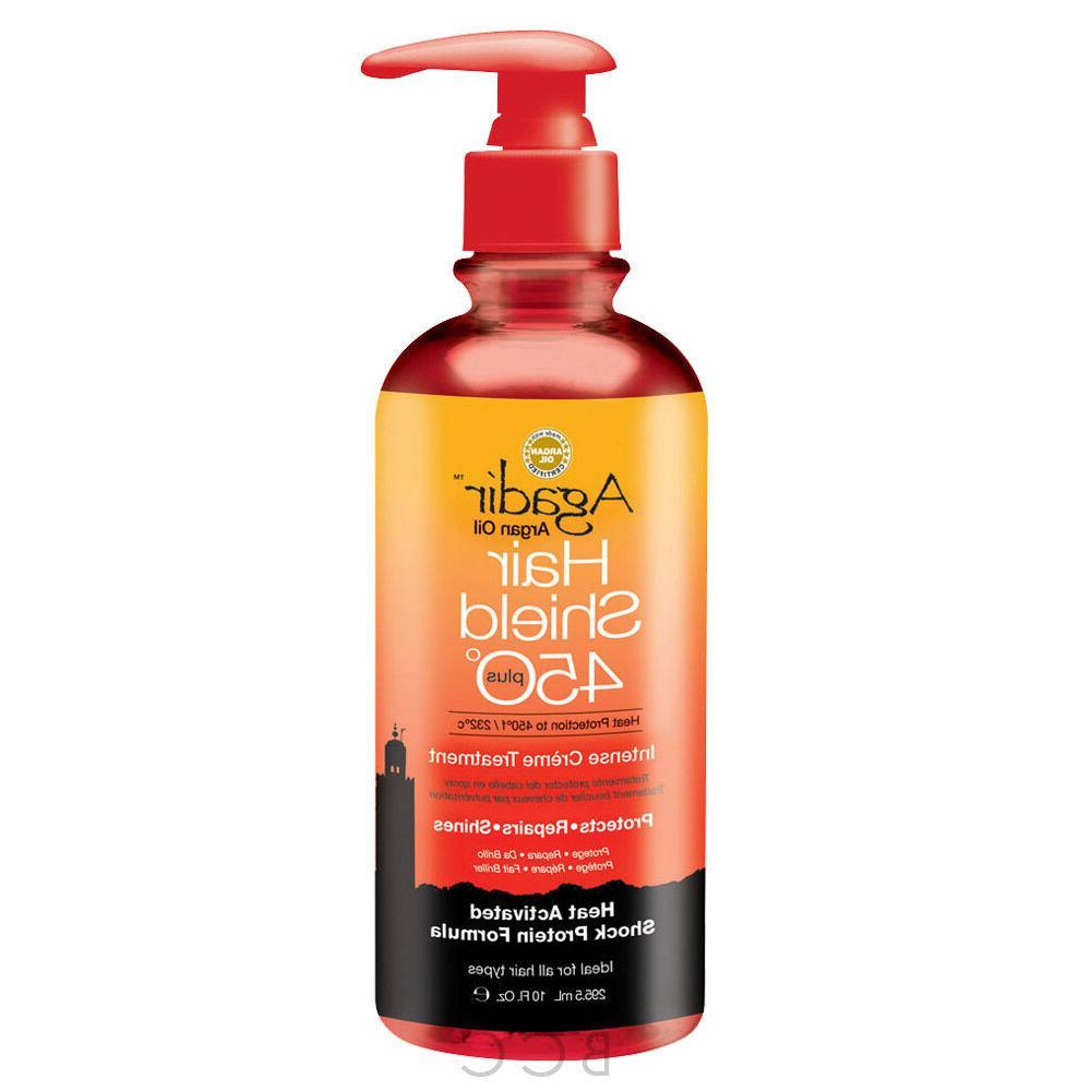 Agadir Argan Oil Hair Shield 450 Intense Crème Treatment 10
