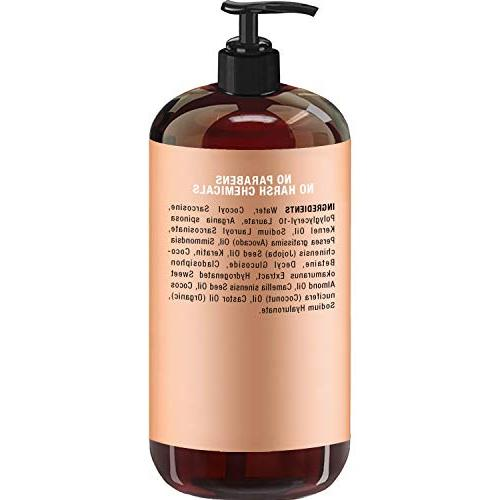 Argan Oil by Majestic Enriched Hair Formula Sulfate Free, Moroccan Oil & Potent for Men Women 16