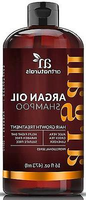 ArtNaturals Argan Oil Shampoo Hair Growth Treatment