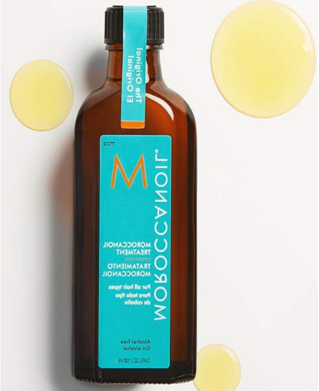 Authentic Moroccanoil Hair Treatment Oil
