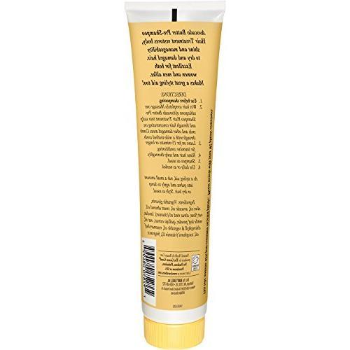 Burt's Bees Avocado Pre-Shampoo Hair - 4.34