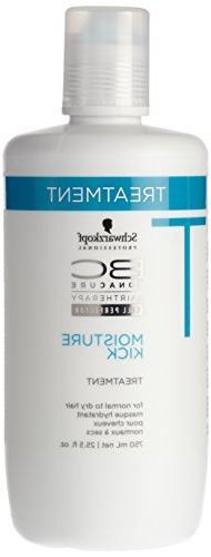 Schwarzkopf Schwarzkopf Bc Moisture Kick Treatment , 750 Ml/