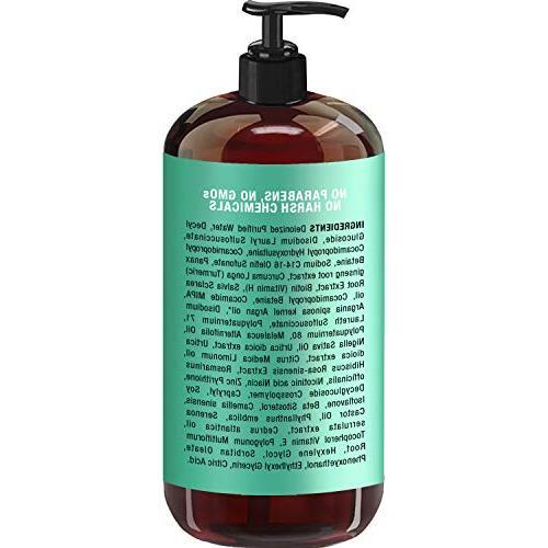 Majestic Shampoo Loss Shampoo Hair - with Nourishing Blockers, Women - 16 oz