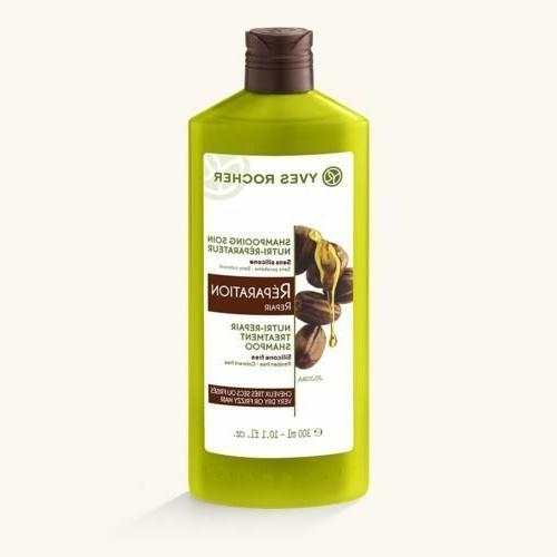 botanical hair care nutri repair treatment shampoo