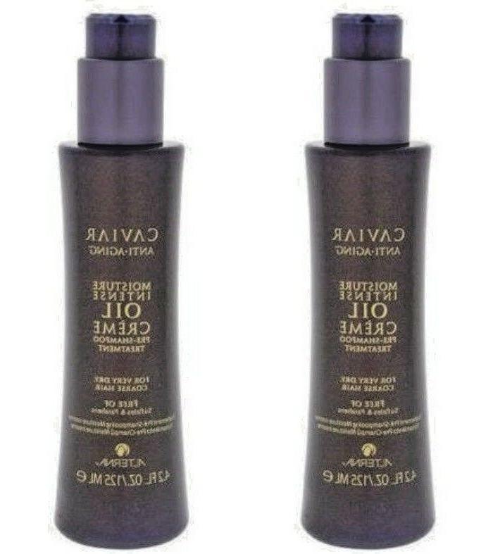 Alterna Caviar Anti-Aging Moisture Intense Oil Creme Pre-Sha