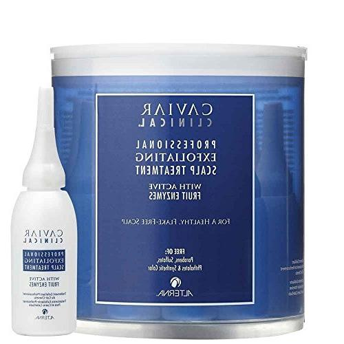 caviar clinical exfoliating scalp treatment