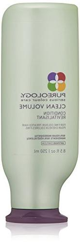 Pureology Clean Volume Conditioner, 8.5 Fl Oz