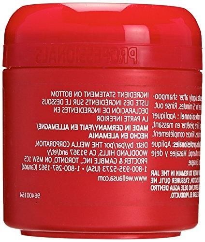 Wella Colored Hair Brilliance Treatment 5.07 Ounce